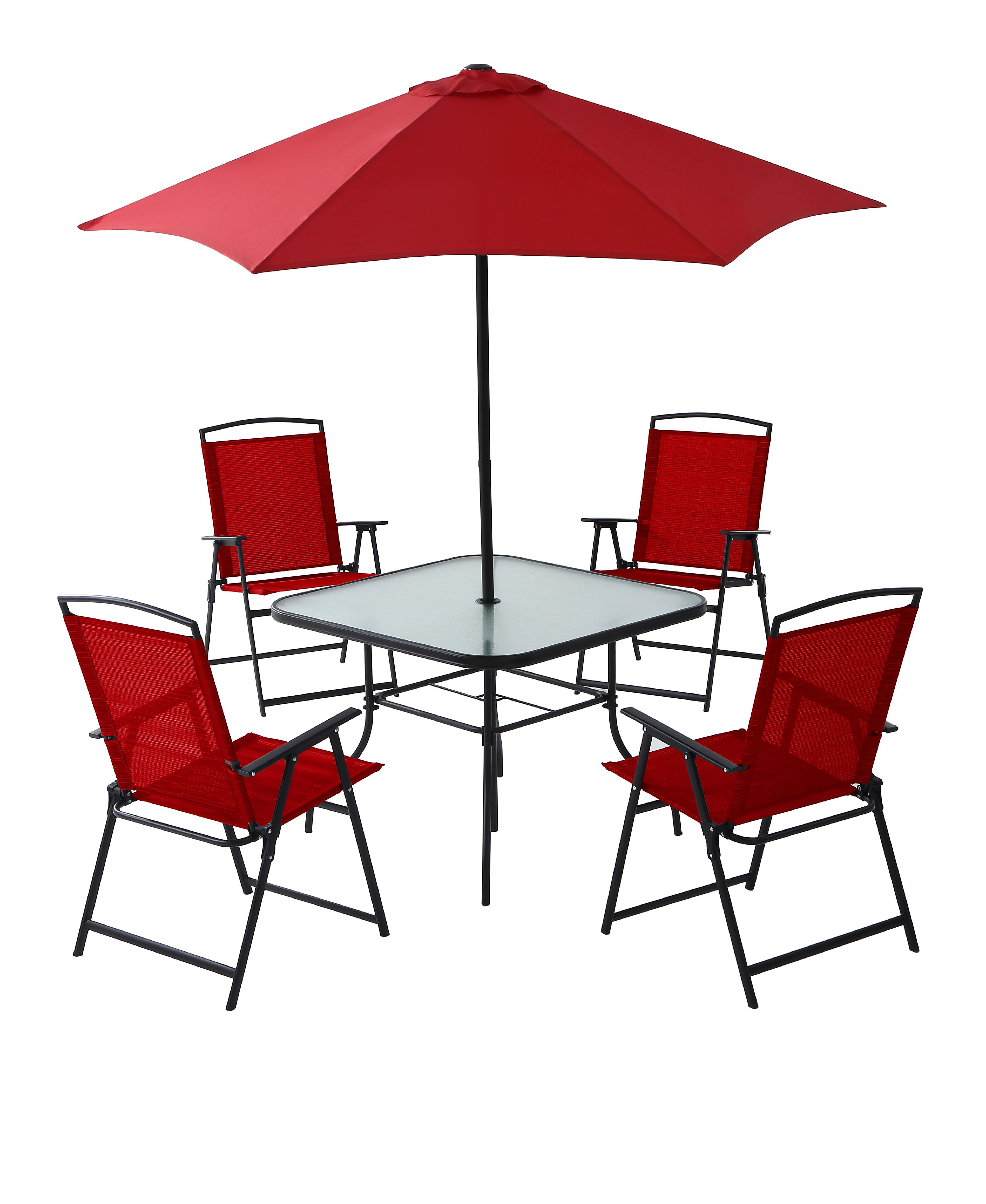 Sensational Mainstays Lakewood Heights Folding Patio Dining Set Multiple Colors Gmtry Best Dining Table And Chair Ideas Images Gmtryco