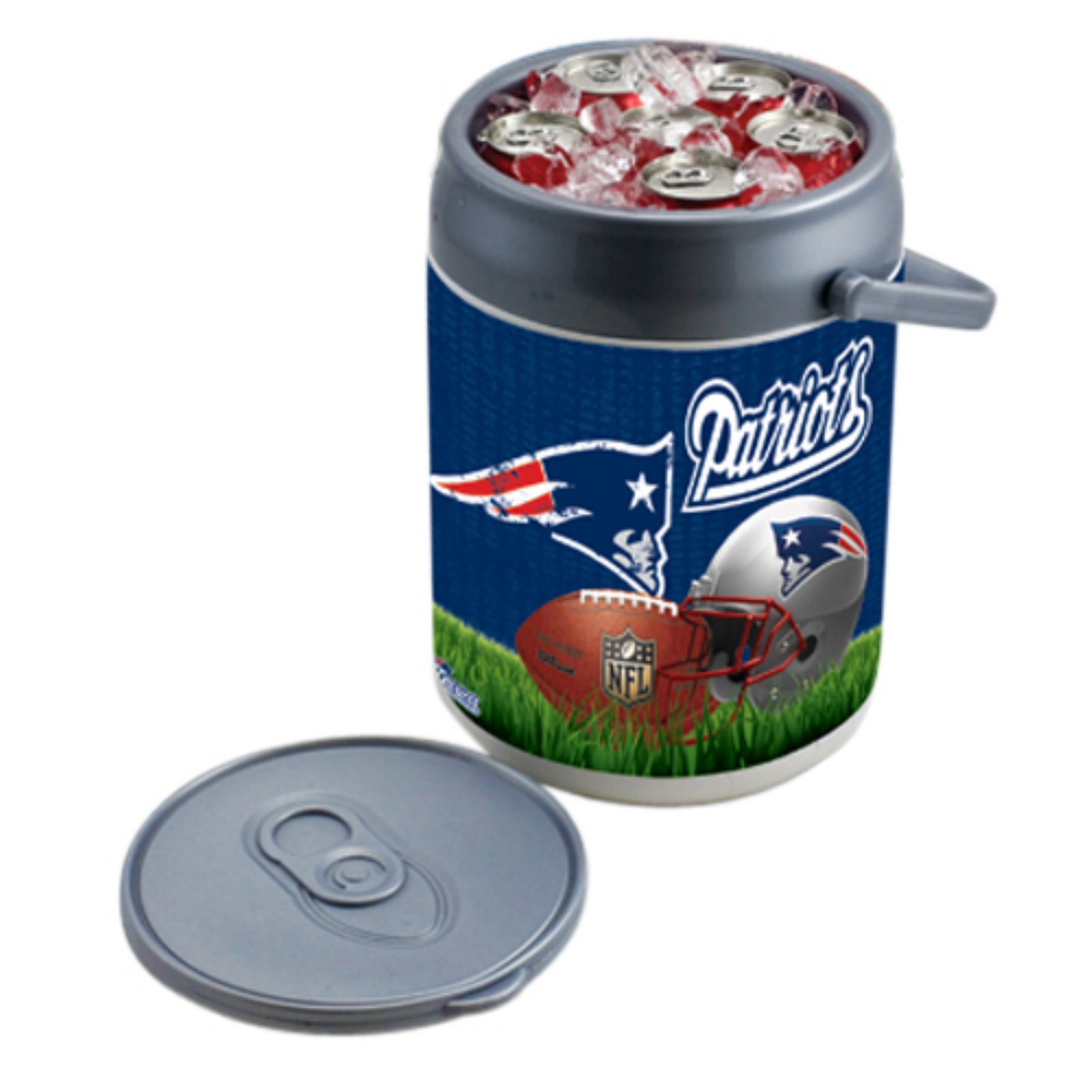 Picnic Time 9 qt. NFL Can Cooler