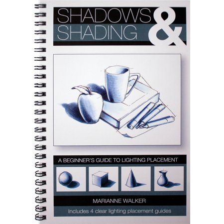 Copic Books, Shadows and Shading
