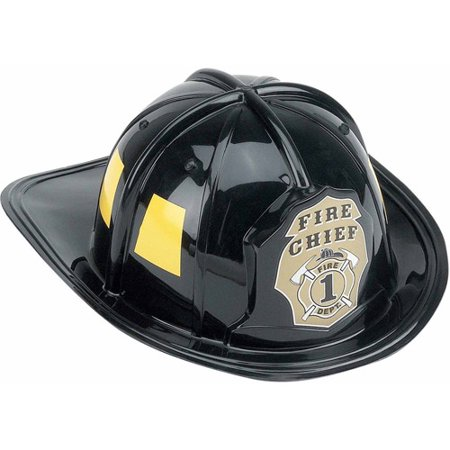 Aeromax Jr. Firefighter Helmet - Black](Aeromax Firefighter Costume)