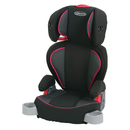 Graco Highback TurboBooster Booster Car Seat, Lulu