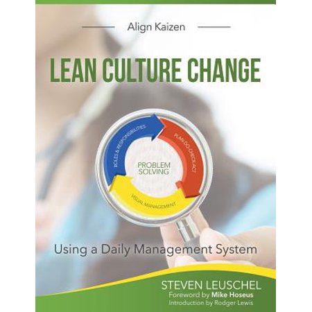 Lean Culture Change  Using A Daily Management System