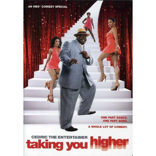 Cedric The Entertainer: Taking You Higher (Widescreen)