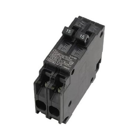 Connecticut Elec/View-Pak VPKICBQ2020 20A 120V  Single Pole Twin Interchangeable Circuit Breaker 20a 120v Sp Breaker