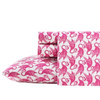 Poppy & Fritz Flamingos Sheet Set, Queen