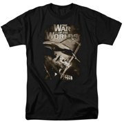 War Of The Worlds - Death Rays - Short Sleeve Shirt - Small