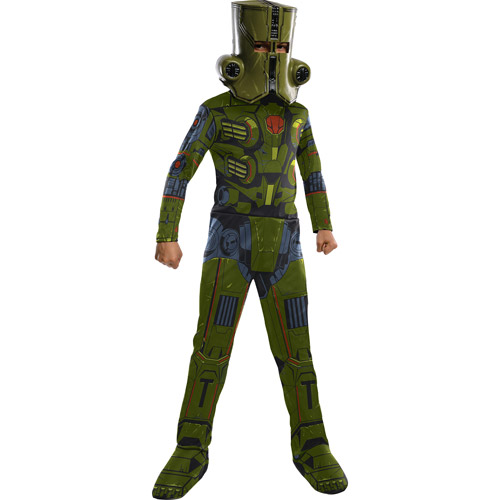 Rubies Pacific Rim Cherno Alpha Child Dress Up Costume Halloween Costume