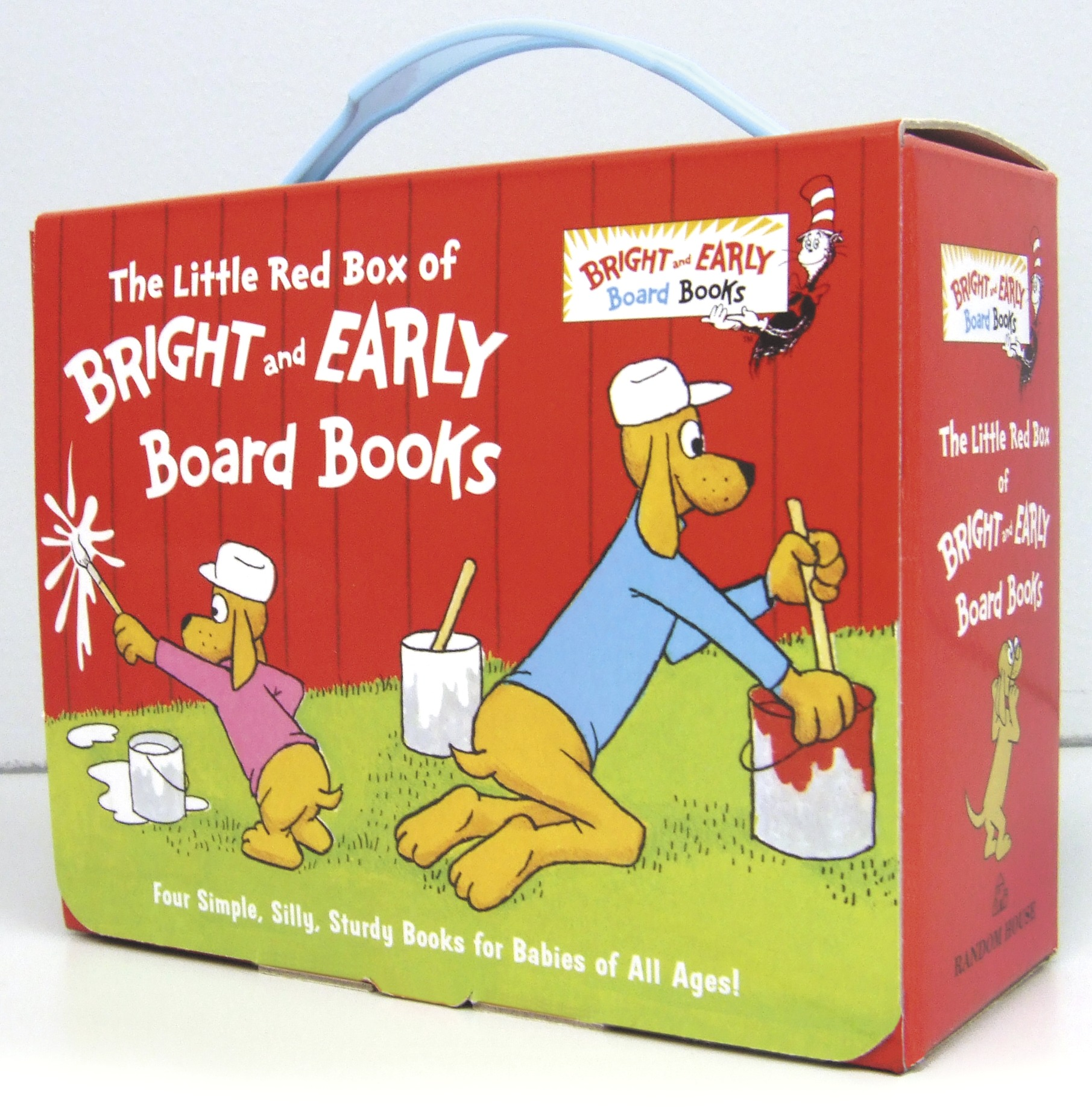 Little Red Box of Bright and Early Board (Board Book)