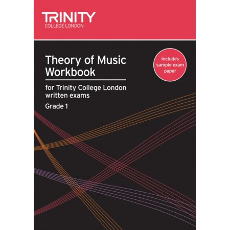 1 Theory Workbook - Theory of Music Workbook Grade 1 (Trinity Guildhall Theory of Music) (Sheet music)