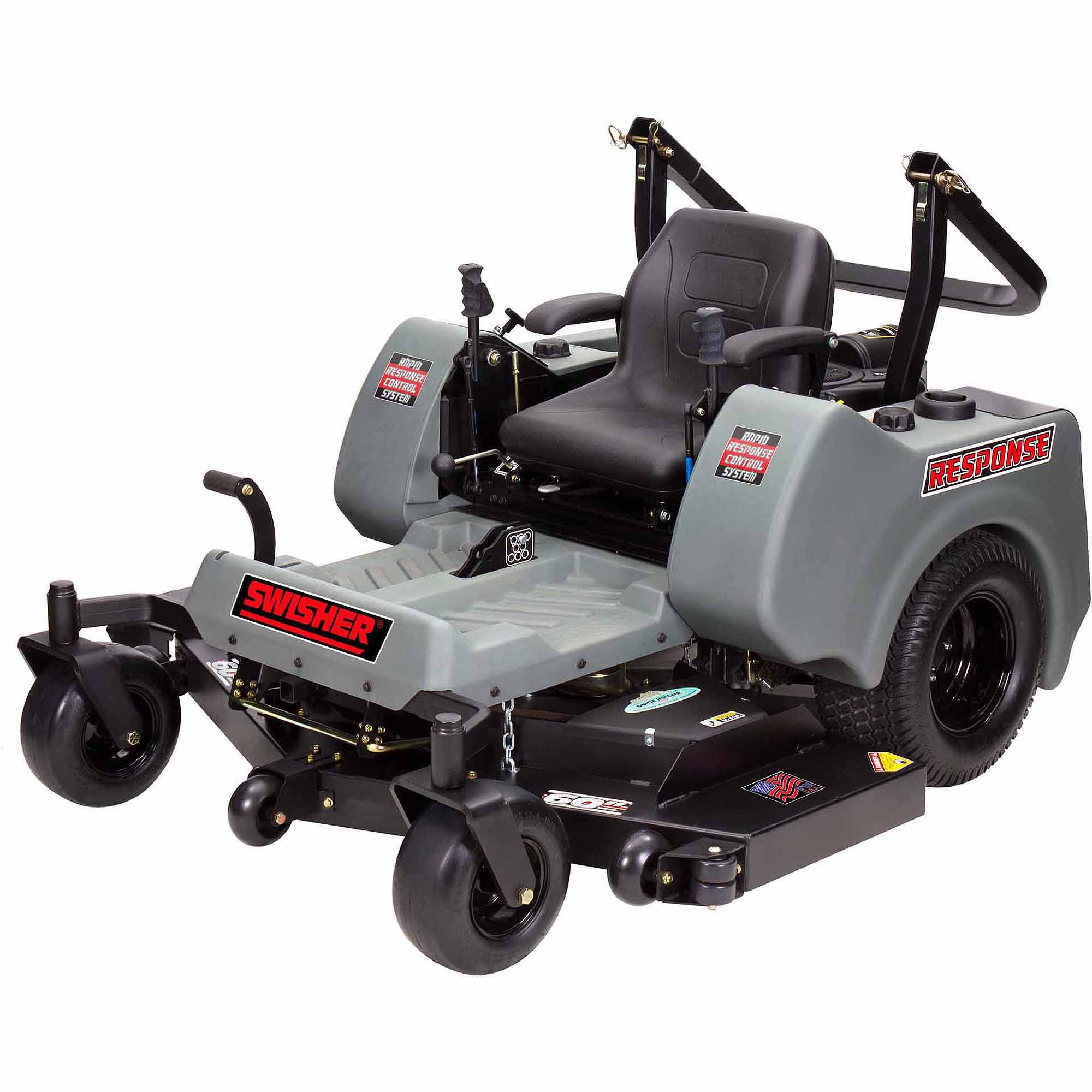 "27 HP 60"" Briggs & Stratton Electric Start Zero Turn Riding Mower"