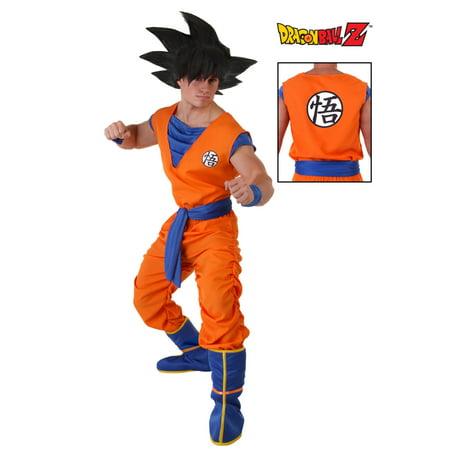 Adult Goku Costume (Goku Costume Adults)