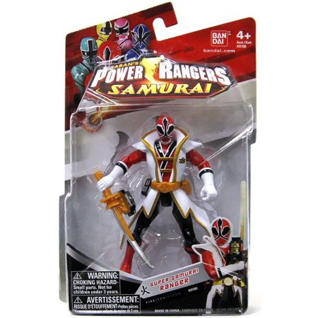 Power Rangers Super Samurai Ranger Fire Action