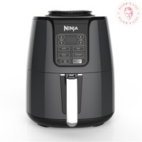 Ninja AF100 4-Quart Air Fryer (Black)