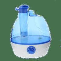Comfort Zone Whisper-Quiet Cool Mist Portable Ultrasonic Humidifier