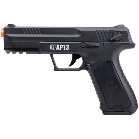 GameFace GFAP13 AEG Airsoft Pistol, electronic Powered full/semi-auto, 250
