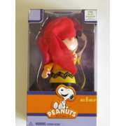 2012 Peanuts Halloween Poseable Figure - Charlie Brown Pirate, Approximately 4 tall By wwwpeanutWalmart