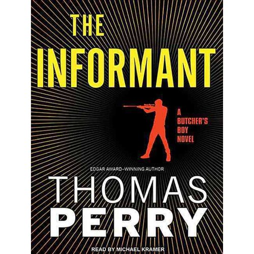 The Informant: A Butcher's Boy Novel, Library Edition