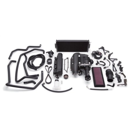 Edelbrock Supercharger Stage 1 - Street Kit 2016 Mazda MX-5 Miata 2.0L w/o (Mazda Mx 5 Performance And Tuning Products)