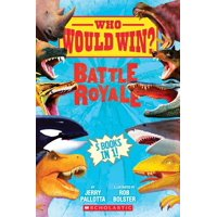 Who Would Win?: Battle Royale (Hardcover)