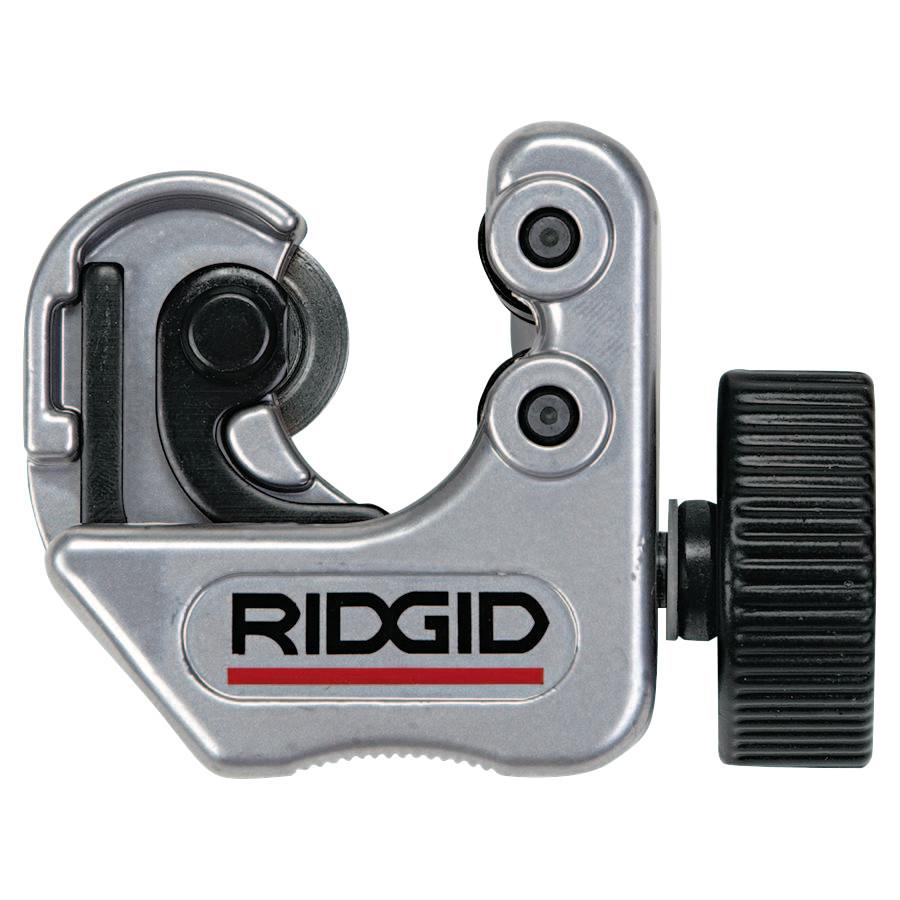 Ridgid Midget Tubing Cutters, 1 4 in-1 1 8 in, AUTOFEED by Ridge Tool Company