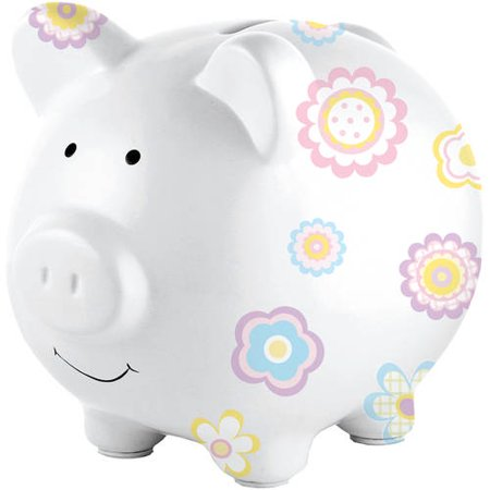 (Tiny Ideas Ceramic Piggy Bank)
