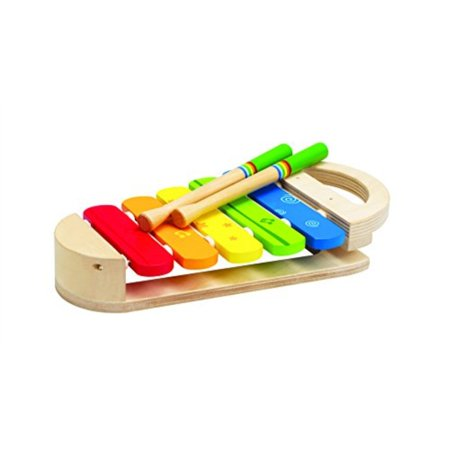 Hape Rainbow Xylophone Toddler Wooden Musical