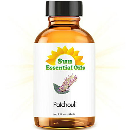 (Patchouli (2oz) Best Essential Oil)