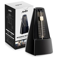Moukey MPM-1 Mechanical Metronome Black For Piano,Violin and Guitar