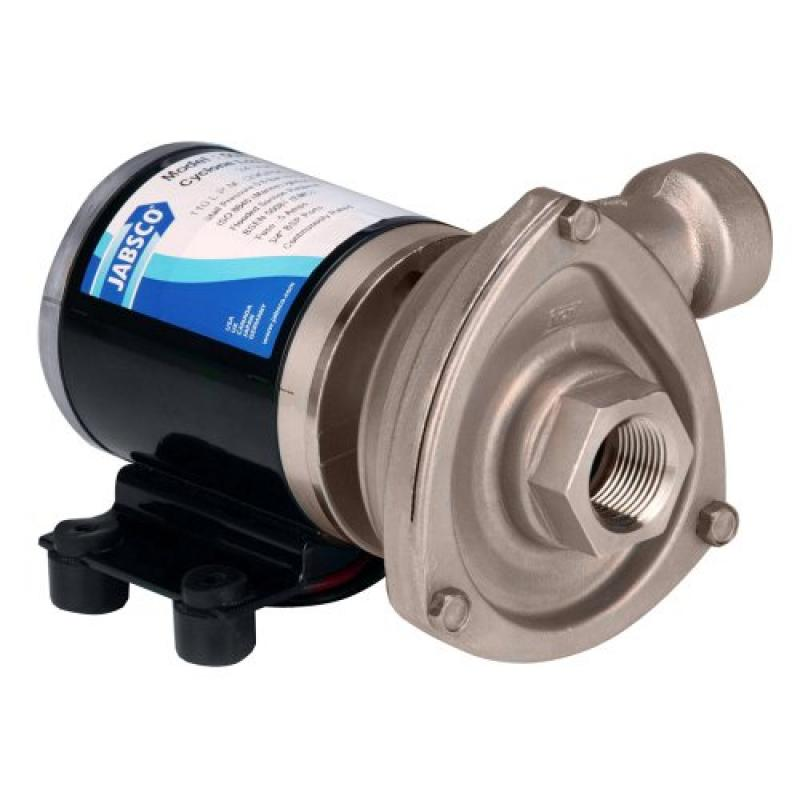 Jabsco 50840-0012 - Stainless Steel 5/32 HP Centrifugal P...