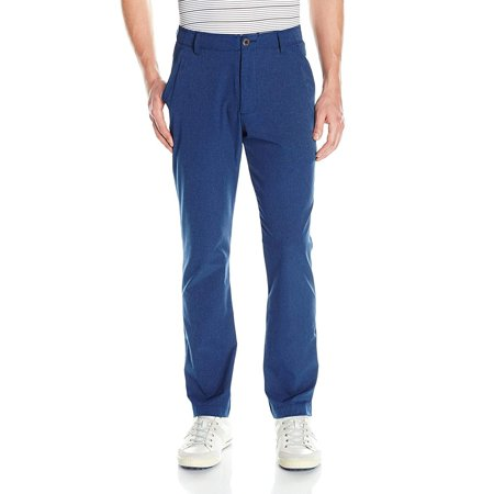 - Under Armour Men's Match Play Vented Tapered Pants, Academy /Academy, 30/36