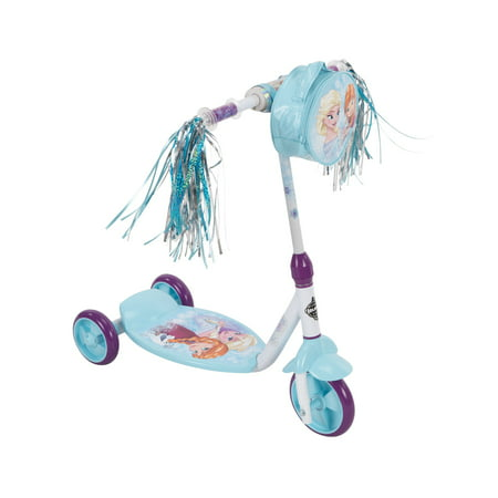 Disney Frozen 3-Wheel Kick Scooter for Girls by Huffy