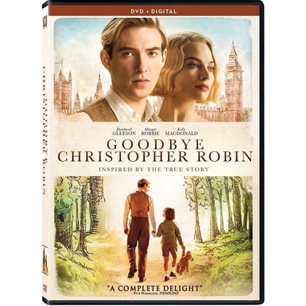 Goodbye Christopher Robin (DVD)