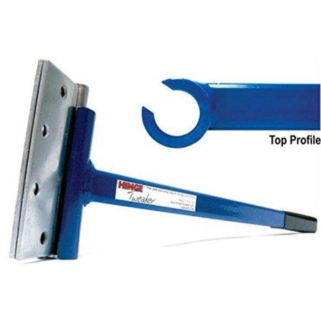 - Hinge Tweaker Heavy Weight Size for .180 Gauge Commercial Door Hinge Adjustment Tool/Hinge Bender