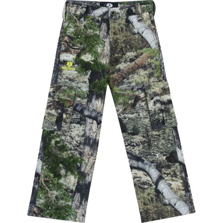 Mossy Oak Youth Cargo Pant - Mountain Country