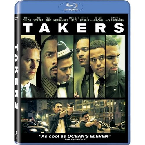 Takers (Blu-ray) (Widescreen)