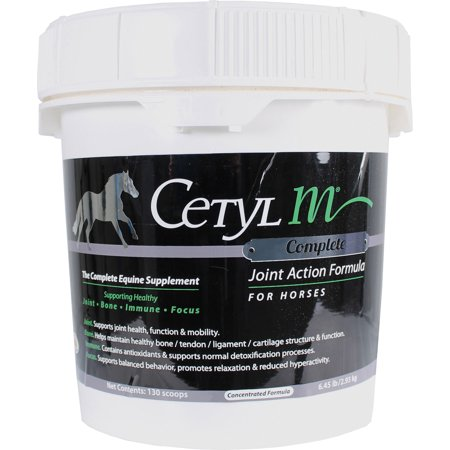 Response Products D-Cetyl M Complete Joint Action Formula For Horses- Coconut/apple 6.45