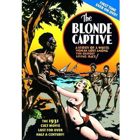 The Blonde Captive