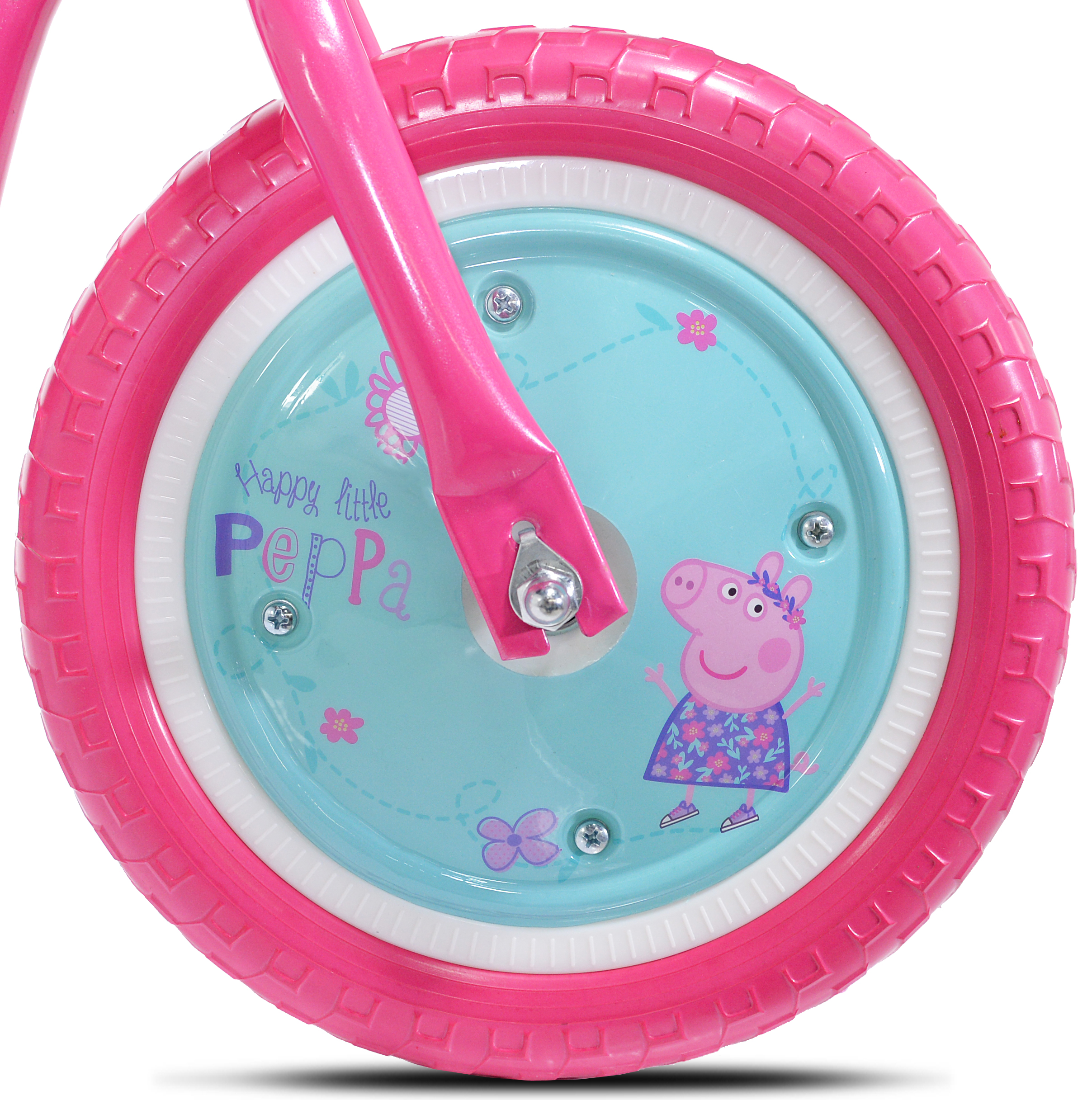 Kazam Child S Peppa Pig Balance Bike V2e For Ages 2 5