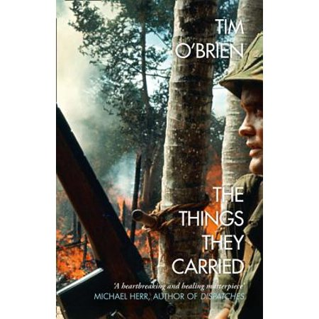 Carrie Thong - The Things They Carried (Flamingo) (Paperback)