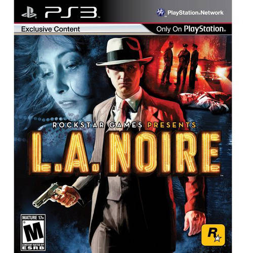 L.A. Noire - PlayStation 3 - Pre-Owned