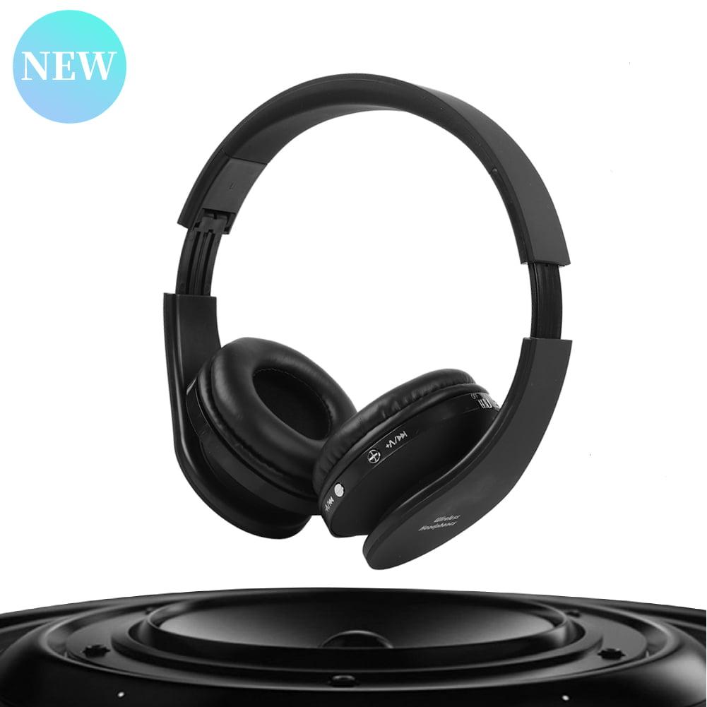 Zerone Bluetooth Gaming Headset With Mic Gaming Headphone Hifi Stereo Earphone For Ps4 New Ps4 Wireless Headphone Built In Mic Walmart Com Walmart Com