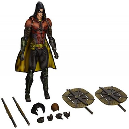 Square Enix Batman: Arkham Knight: Play Arts Kai Robin Action - Batman Arkham Knight Robin