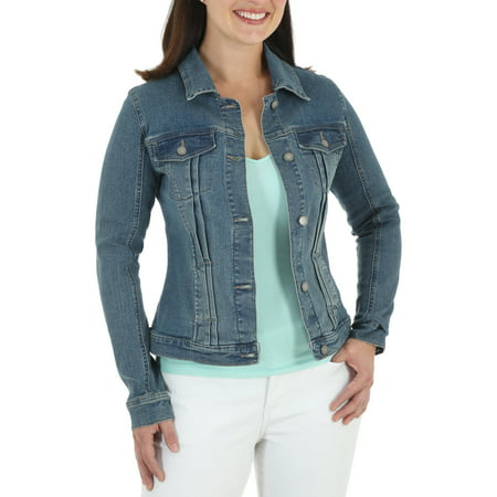 0a470e8140f8fe Lee Riders - Women s Denim Jacket - Walmart.com
