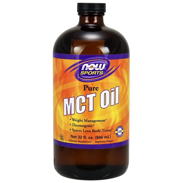 NOW Foods MCT Oil - 32 fl. oz.