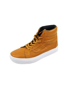 f60a12934f Product Image Vans Men s SK8 Hi Cup Gold Leather VN0A2Z5XJYQ