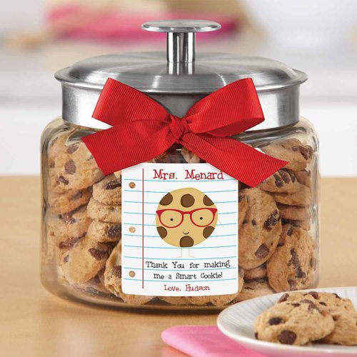 Personalized One Smart Cookie Jar