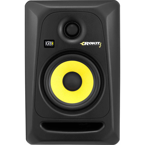 KRK RP5G3 Rokit 5 Generation 3 Powered Studio Monitor
