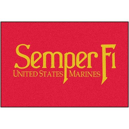 (U.S. Marines Starter Mat)