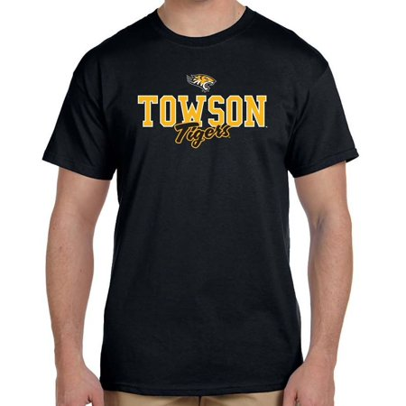 J2 Sport Towson Tigers NCAA Campus Script Unisex (Campus Representative)