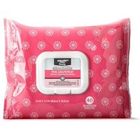 Equate Pink Grapefruit Oil Free Acne Wipes, 40 Count